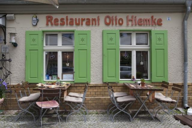 Restaurant Otto Hiemke - Potsdam Babelsberg